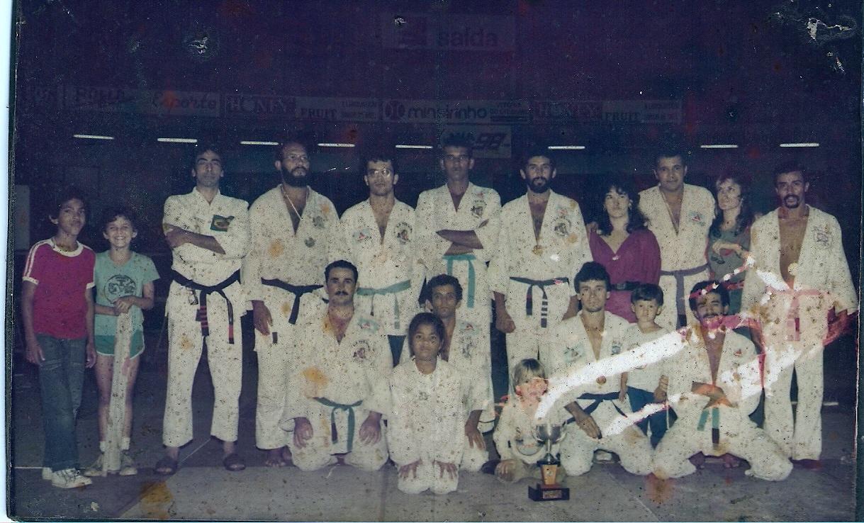 sanshiro em 1970