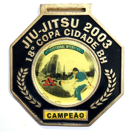 COPA BH 2003